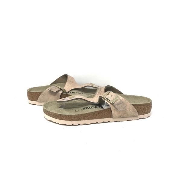 Birkenstock Shoes - Authentic Women s Birkenstock Gizeh Rose Gold 1f1ee553e